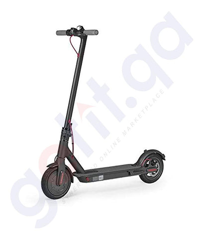 Buy Xiaomi Electric Scooter Black EU Online in Doha Qatar