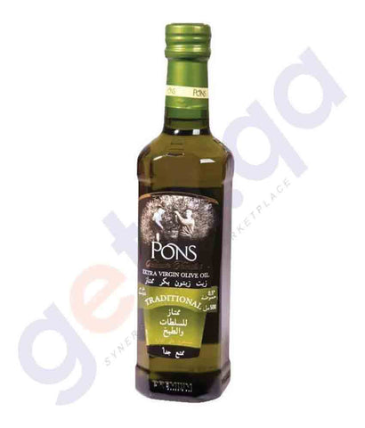 PONS TRADITIONAL EXTRA VIRGIN OLIVE OIL