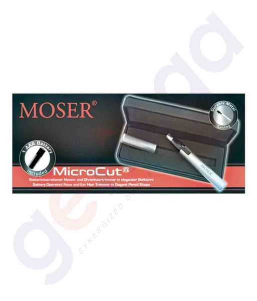 MOSER MICROCUT HAIR TRIMMER MOS5640316 RECHARGEABLE