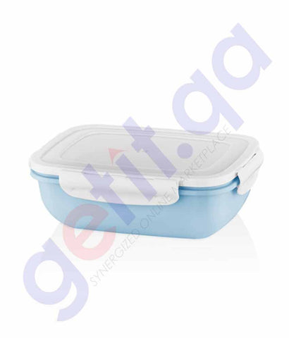Buy Novus Bager Colored Rice Storage Container 1100ml Online in Doha Qatar
