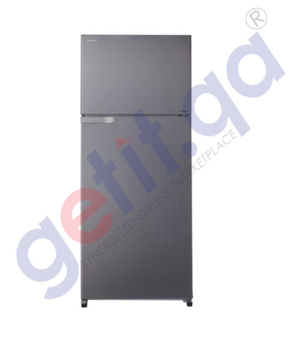 GETIT.QA | Buy Toshiba Double Door Refrigerator 655Ltr in Doha Qatar