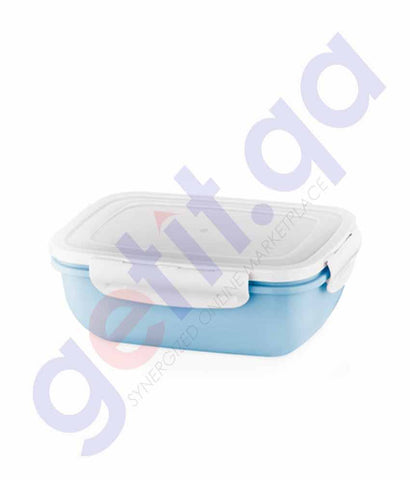 NOVOS COOK & LOCK BAGER  COLORED REC STORAGE CONTAINER