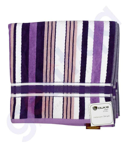 DUKE VALERIAN  STRIPE TOWEL