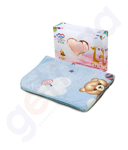 Buy TGH Baby Blankets 110x140cm Price Online in Doha Qatar