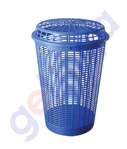 RATAN BIG LAUNDRY BASKET