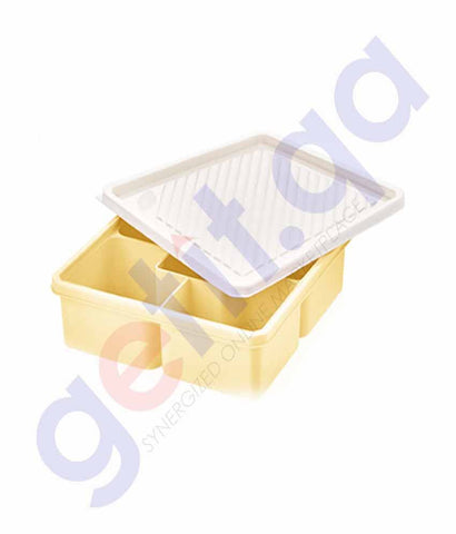 Buy Novus Bager 5-Part Storage Box Price Online Doha Qatar