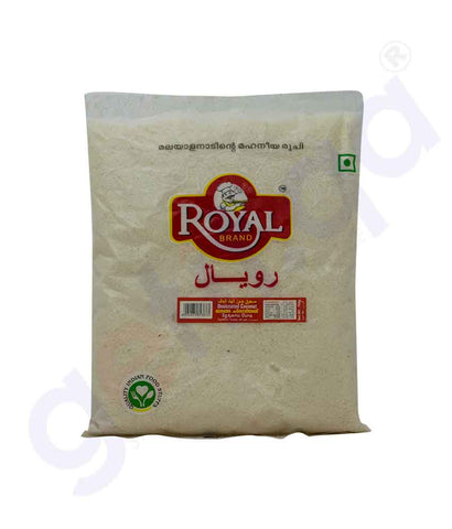 Buy Quality Royal Desiccated Coconut 750g Online Doha Qatar