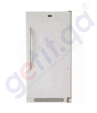 GETIT.QA | Buy White-Westinghouse Upright Fridge 581Ltr Price Doha Qatar