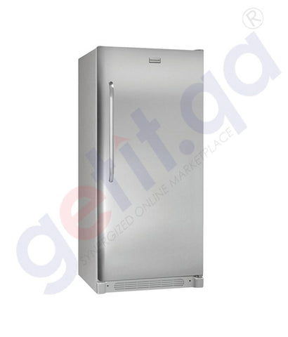 GETIT.QA | Buy White-Westinghouse Upright Fridge 581Ltr Silver Doha Qatar