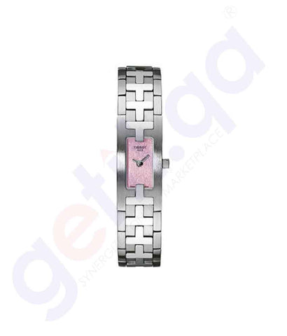 GETIT.QA | Buy Tissot Ladies Watch T50.1.185.60 Online in Doha Qatar