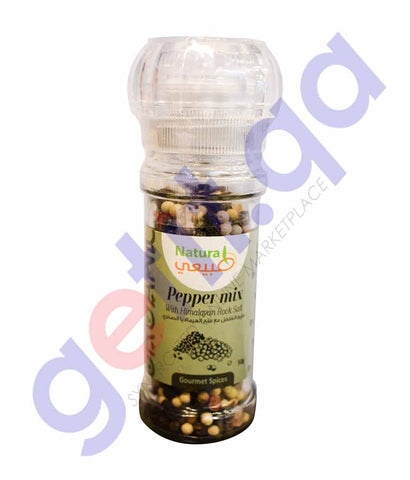 GETIT.QA | BUY NATURAL PEPPER MIX WITH HIMALAYAN SALT ONLINE IN DOHA QATAR