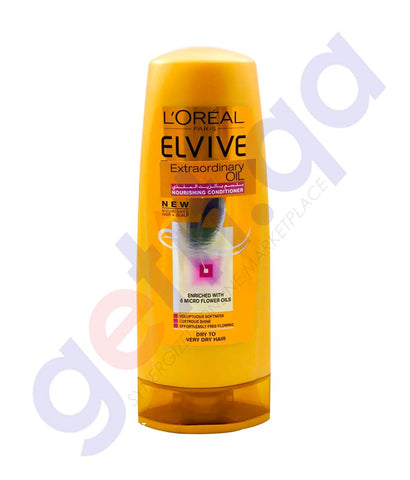 L'oreal Elvive Extra Ordinary Nourishing Conditioner 250ml