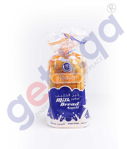 GETIT.QA | Buy Al-Khayam Milk Bread Small Price Online in Doha Qatar