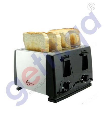 Shop Belaco Toaster BT-410 Best Price Online in Doha Qatar