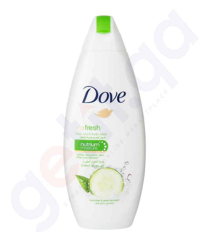DOVE 250ML GO FRESH (FRESH TOUCH) SHOWER GEL