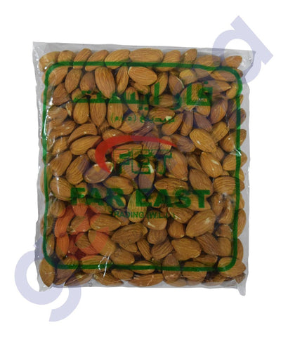 Buy Far East Almond Plain 1Kg/500g/250g Online Doha Qatar