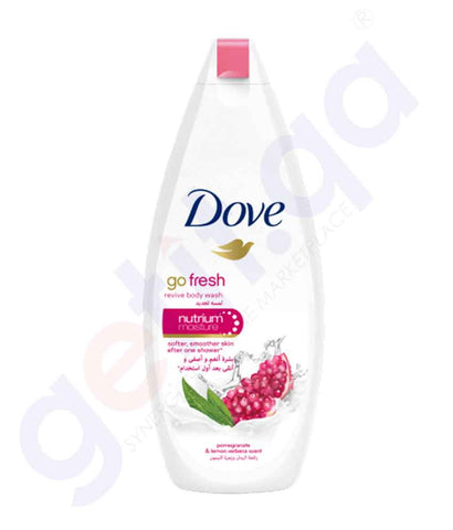 DOVE 250ML GO FRESH (REVIVE) SHOWER GEL