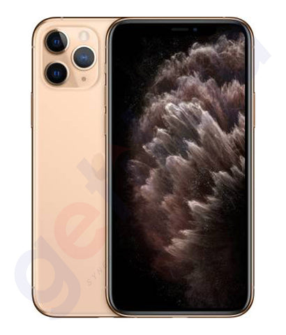 Shop Apple iPhone 11 Pro Gold 4gb 64gb, 256gb Price Online in Doha Qatar