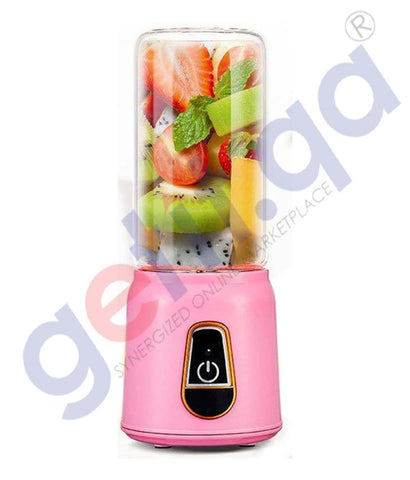Buy Belaco Portable Juicer 380ml Price Online in Doha Qatar