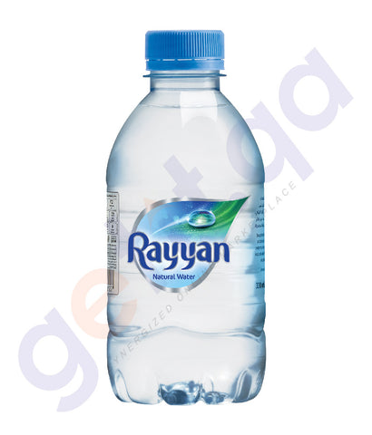 RAYYAN NATURAL WATER 330ML