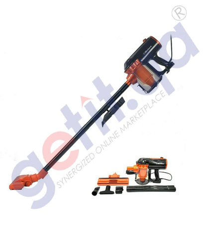 Buy Belaco Upright 600W Corded Vacuum Cleaner BUVC133 in Doha Qatar