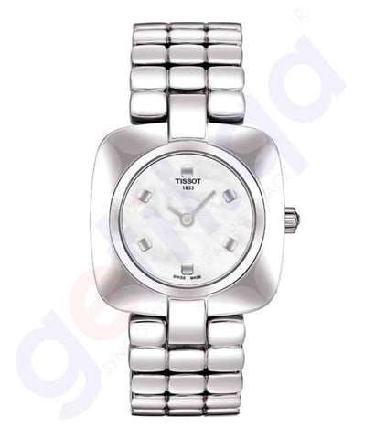 GETIT.QA | Buy Tissot Womens Odaci T-Watch T020.309.11.111.00 Doha Qatar