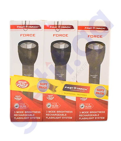 FAST TRACK TORCH  X 3 PCS FT FORCE