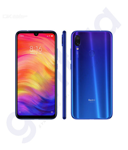 Buy Xiaomi Redmi 7 3gb 64gb Blue Online in Doha Qatar