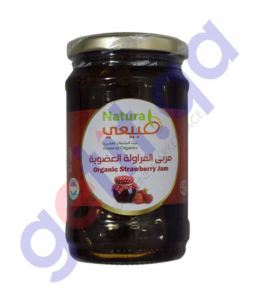 GETIT.QA | BUY NATURAL ORGANIC STRAWBERRY JAM 365GM ONLINE IN DOHA QATAR