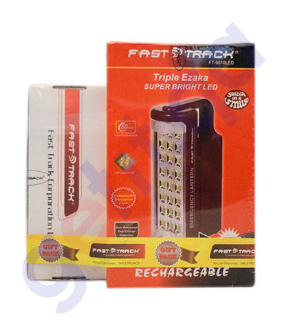 FAST TRACK TORCH +  EMERGENCY