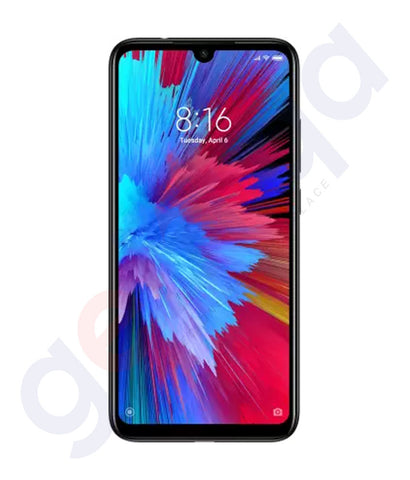 Buy Xiaomi Redmi Note 7 3gb 64gb Black in Doha Qatar