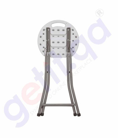 GETIT.QA | Buy Desert Patrol Blow Mold Folding Stool Price Doha Qatar
