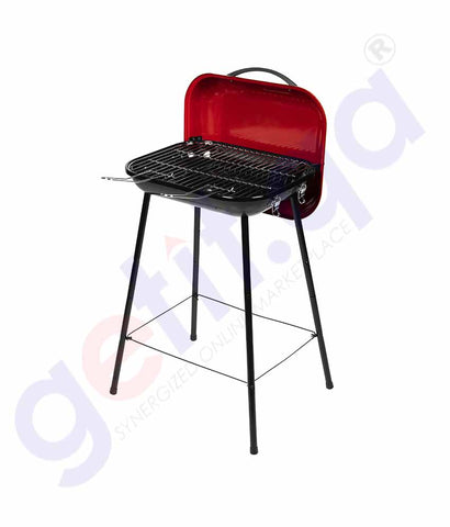 GETIT.QA | Buy Desert Ranger Holiday Grill Steel Hearth in Doha Qatar