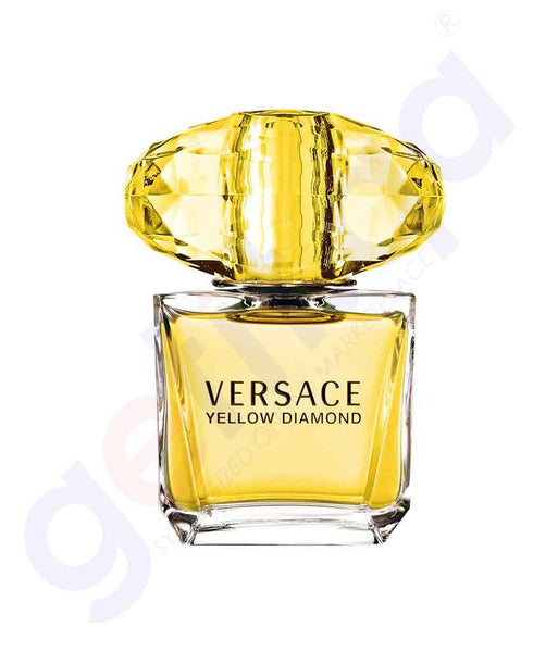 VERSACE YELLOW DIAMOND EDT 90ML FOR WOMEN
