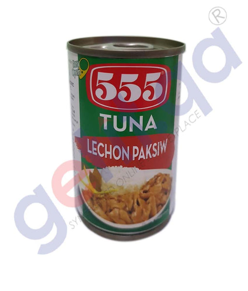 Buy 555 Tuna Lechon Paksiw 155gm Price Online in Doha Qatar