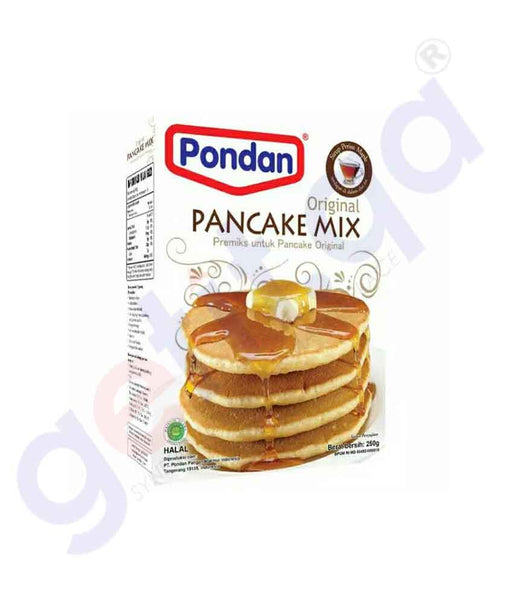 GETIT.QA | Buy Pondan Original Pancake Mix 250gm Online in Doha Qatar