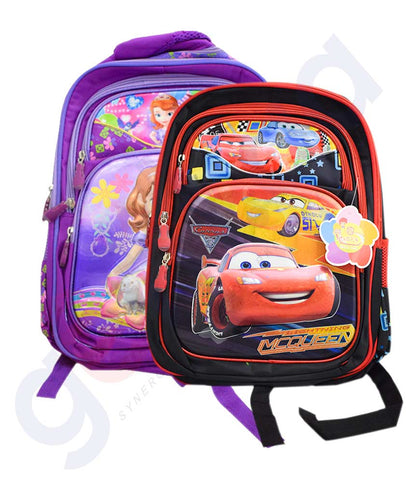 Buy Exoyis School Backpack Asstd 1 Price in Doha Qatar