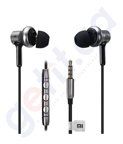 Buy Xiaomi In Ear Headphones Pro Silver Online Doha Qatar