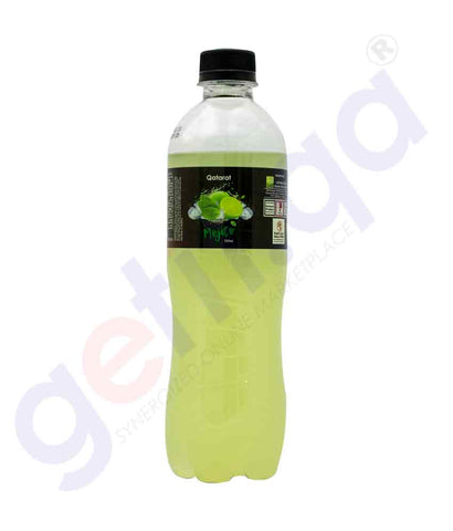 Buy Qatarat Mojito( Lemon+Mint) 500ml Online in Doha Qatar