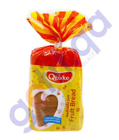 Buy Qbake Fruit Bread 150g Price Online In Doha Qatar