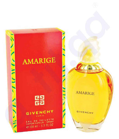 GIVENCHY AMARIGE EDT 100ML FOR WOMEN