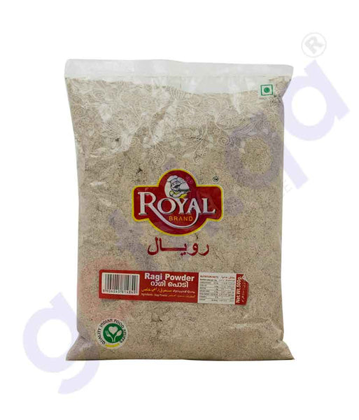 Buy Quality Royal Ragi Powder 500gm Online in Doha Qatar