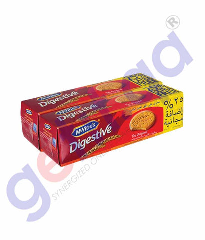Buy MC-Vities Digestive Original 2x250g Online Doha Qatar
