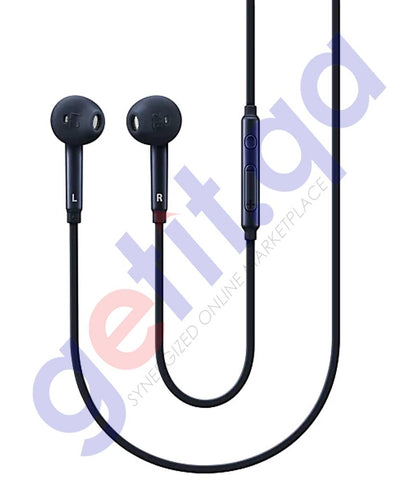 Buy Samsung Earphone in Ear Fit 12mm Black Online in Doha Qatar