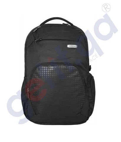GETIT.QA | Buy American Tourister GAT Backpack 5 Black Regular Doha Qatar