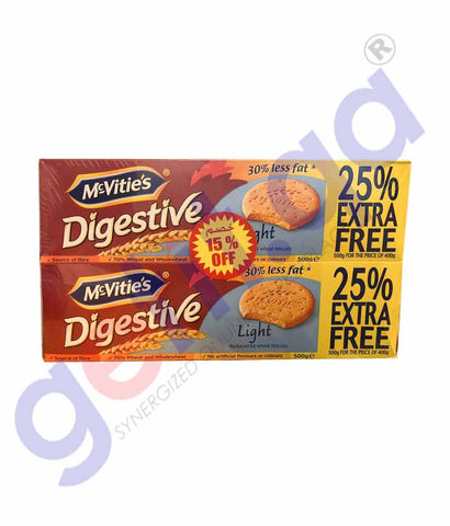 GETIT.QA | Buy MC-Vities Digestive Light -2x500g+25% Extra Doha Qatar