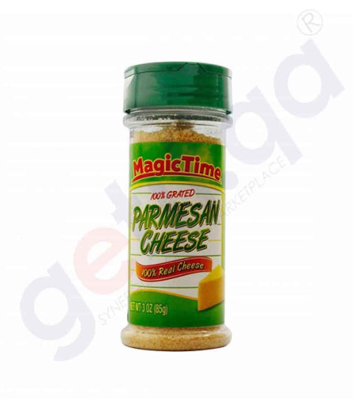 MAGIC TIME PARMESAN CHEESE 8OZ