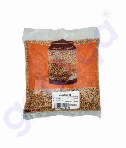 Buy Chef's Choice Kerala Beans Red 1kg Online in Doha Qatar