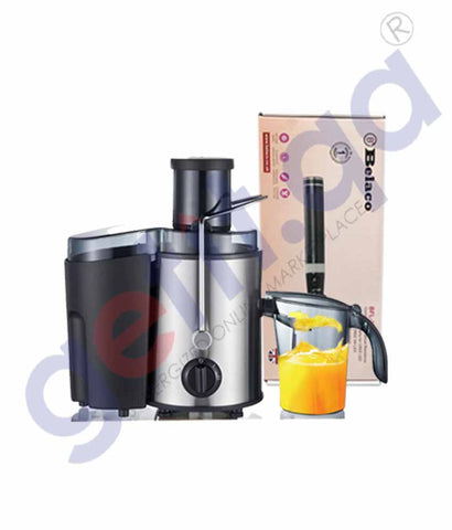 Buy Belaco Juicer Machine+LED Flashlight Online Doha Qatar