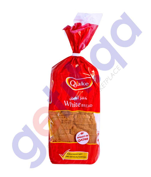 Qbake White Bread